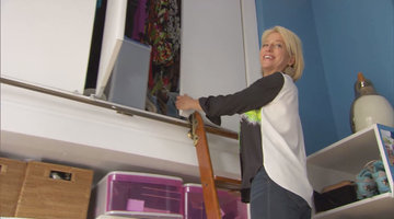 Take a Tour of Dorinda's Home (and Closet!)