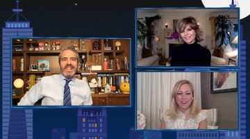 After Show: Lisa Rinna & Sutton Stracke Describe Their Homes