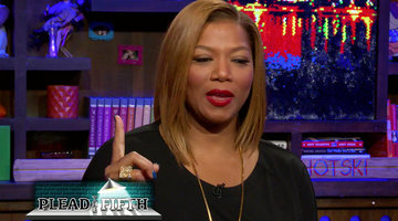 Will Queen Latifah Plead the Fifth?