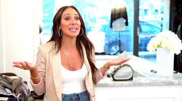 Antonia Gorga Storms Off After Melissa Gorga Tries to Have *the* Talk