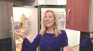 Ramona Singer's Fridge Contains a Small Mystery