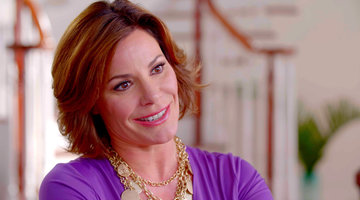 Before Luann de Lesseps Was a Housewife...