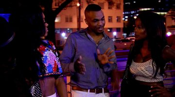 Is DonJuan Confronting Phaedra Parks?