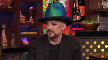 Does Boy George K.I.T. with Caitlyn Jenner?
