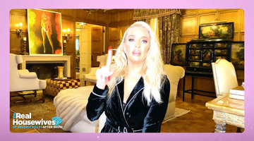 "Erika Jayne Says This Gift From Sutton Stracke Was ""F---ing Dope"""