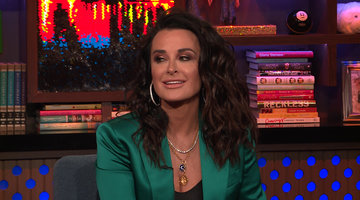 Kyle Richards Speaks Out About the Dog Drama
