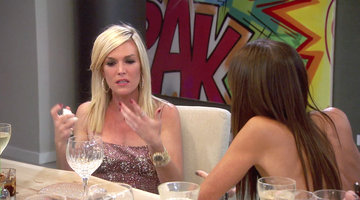 Why Is Tinsley Mortimer So Upset?