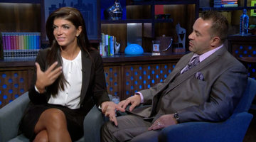 Does Teresa Giudice Resent Her Husband?