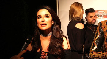 "Kyle Richards on the ""Craziness"" That Is Traveling With The Real Housewives of Beverly Hills"