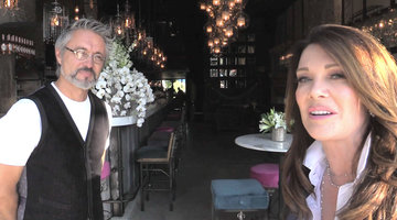Lisa Vanderpump Gives an Exclusive Tour of Tom Tom!