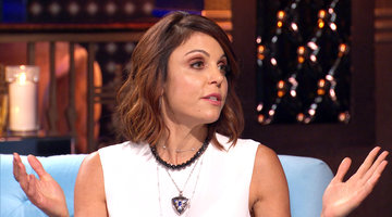 Bethenny Opens up About Her Divorce