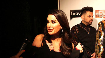 Kyle Richards Shares Holiday Wishes for Her Dogs