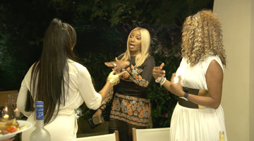 "Nene Leakes: ""F--- Kenya and Her Bad Skin"""