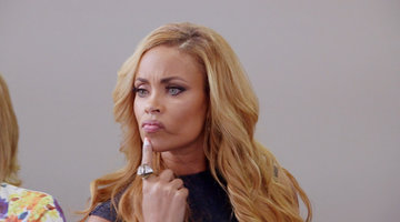 That Very Awkward RHOP Business Booth Moment