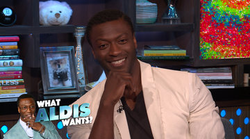 What Does Aldis Hodge Want?