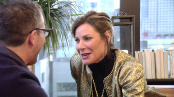 Luann Is Ready to Move On