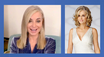 Eileen Davidson's Friends Warned Her Against Joining The Real Housewives of Beverly Hills