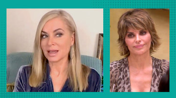 "Eileen Davidson on Lisa Rinna: ""You Don't Want Somebody to Rein Lisa In"""