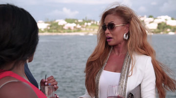 Next on #RHOP: Charrisse and Karen Face Off