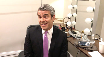 "What Did Andy Cohen Think of LeeAnne's ""Just Hands"" Moment?"