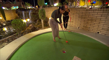 Unseen Footage: Asa and MJ's Mini Golf Date