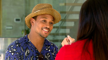 Patti Schools Romeo Miller on Kissing