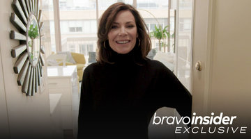 It's Easy to See Why Luann de Lesseps Fell in Love with Her New Apartment