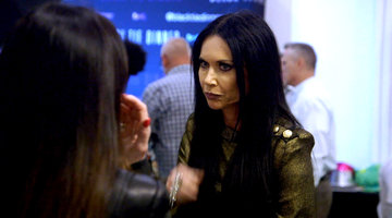 LeeAnne Locken Is Less Than Thrilled With D'Andra Simmons' Plus One