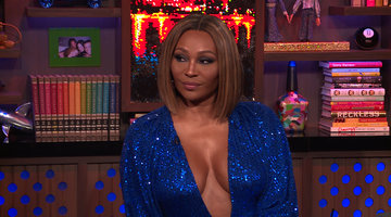 Cynthia Bailey on Kenya Moore's Marriage Woes