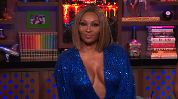 Cynthia Bailey on Nene Leakes Versus Kenya Moore