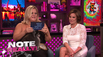 LuAnn & Bridget Play 'Note Really!'