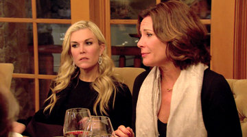 Does Marriage Make Luann Feel Superior?