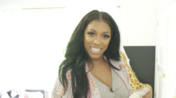 Porsha Williams Gives You a Tour of Daughter Pilar Jhena's Nursery