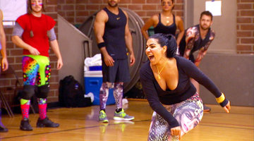 A Shahs Dodge Ball Showdown