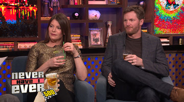 Never Have I Ever with Dale Earnhardt Jr. & Gail Simmons