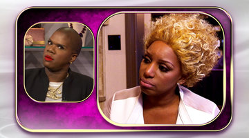 NeNe's Latest Wig is a Don't!