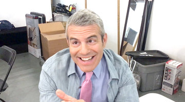 Andy Cohen Is Wearing Craig Conover's Suit