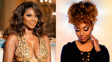 Get Kenya Moore's Real Housewives of Atlanta Season 9 Reunion Makeup