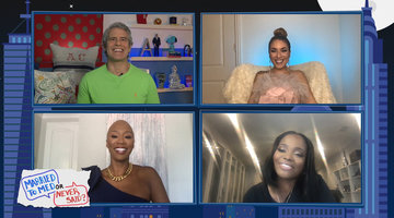 Dr. Heavenly Kimes' Plays a Game with Britten Cole & Imani Walker