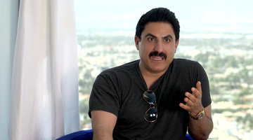 Reza Farahan's Extremely Picky Eating Habits