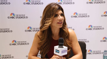 Teresa Giudice Chooses Her Real Housewives Awards Running Mate