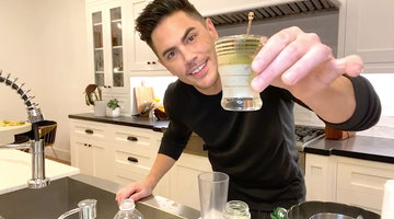 "Tom Sandoval Reveals His Exclusive ""Quarantini"" Cocktail Recipe"