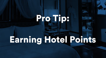 How Can I Earn Valuable Hotel Points?