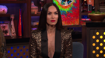 "Megan Fox Says She & Michael Bay are ""BFFs"""