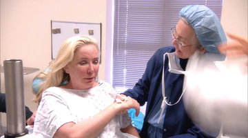 Shannon Beador and Vicki Gunvalson Come Out of Surgery