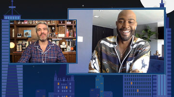 Karamo Gives Calming Advice for Self-Quarantine