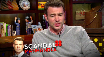 Scott's 60 Seconds of 'Scandal'