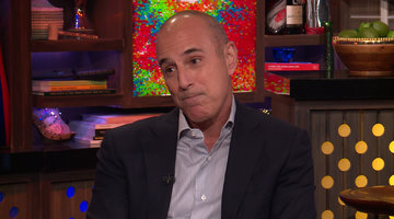 Does Matt Lauer Regret the Britney Spears Interview?