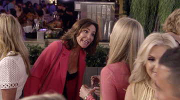 "Luann de Lesseps Says She's ""Lu and Improved"""