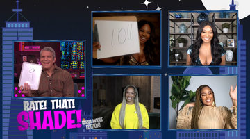 After Show: Kenya Moore Rates Her Own Shade!